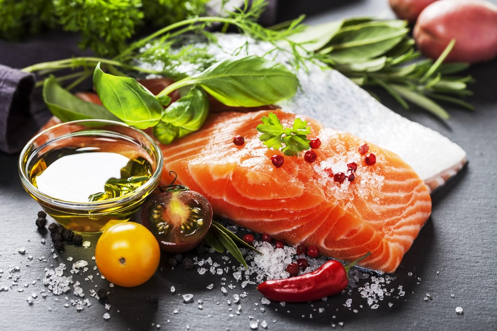 Fresh Salmon Seafood Delivery