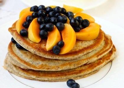 Flax Coconut Flour Pancake