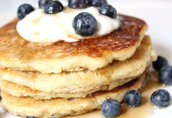 Wheat Belly Wheat Free Pancake