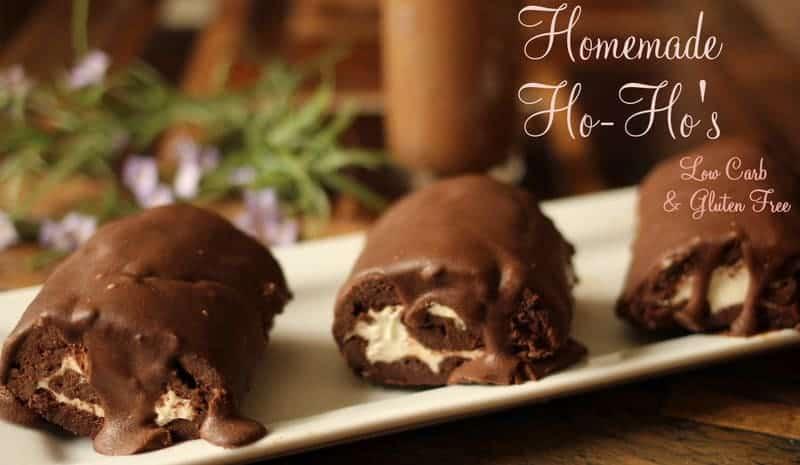 Homemade Ho-Ho's