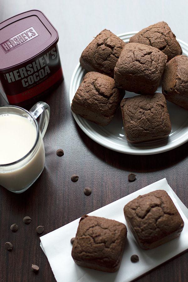 Sugar Free, Gluten Free Brownies