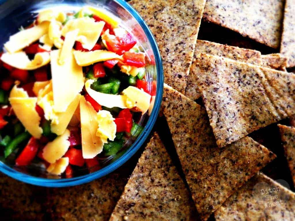 Low Carb Chili Doritos