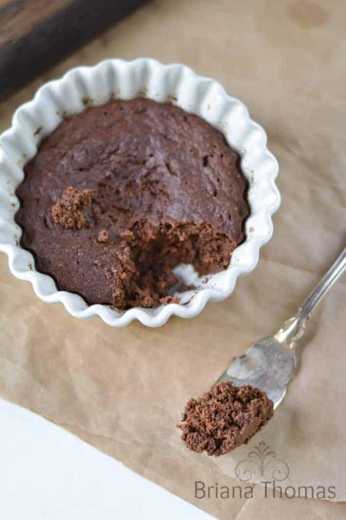 Single Serve Brownie