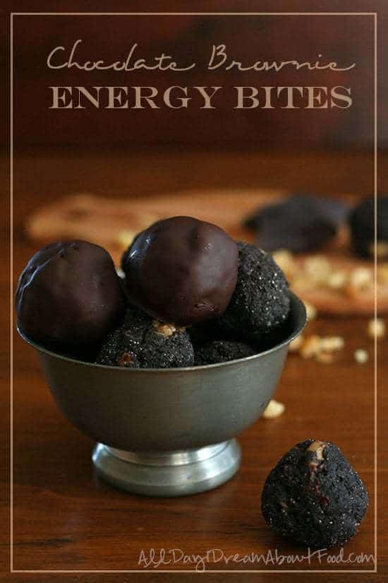 Low Carb Chocolate Energy Bites