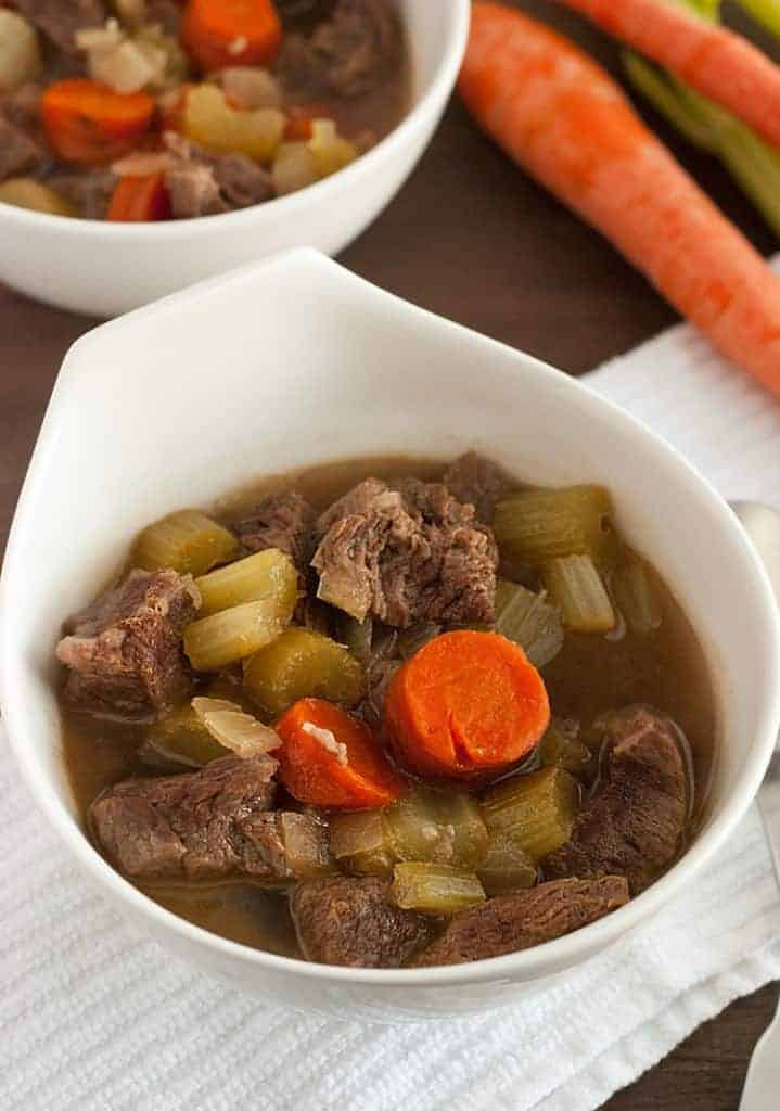 Low-Carb Beef Stew