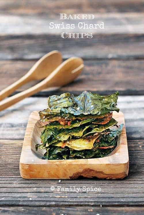 Move Over Kale Chips