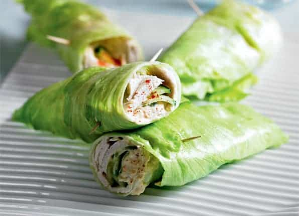 Ultimate Clean and Lean Lettuce Wrap