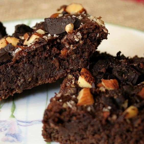 Gluten Free Low Carb Brownie
