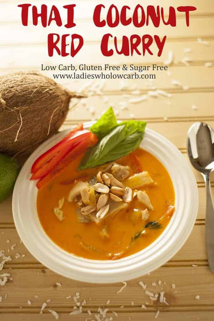 Thai Coconut Red Curry