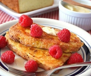 Almond Flour Bread and French Toast