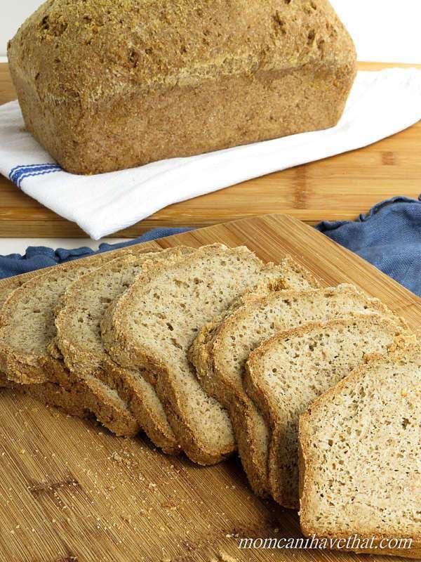 The Best Psyllium Flax Bread