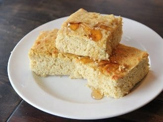 Cornbread, Sugar-Free Cornbread, Coconut Flour Bread