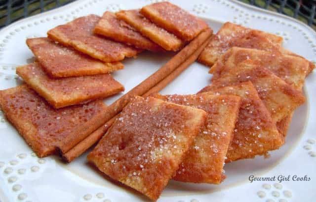 Cinnamony Pie Crust