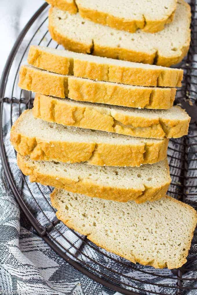 Low-Carb Sandwich Bread