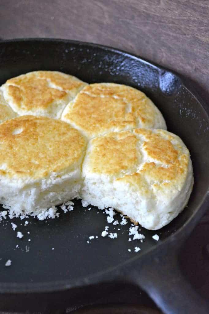Perfect Gluten-Free Buttermilk Biscuits