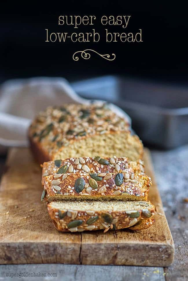 Super Easy Dukan Diet Bread