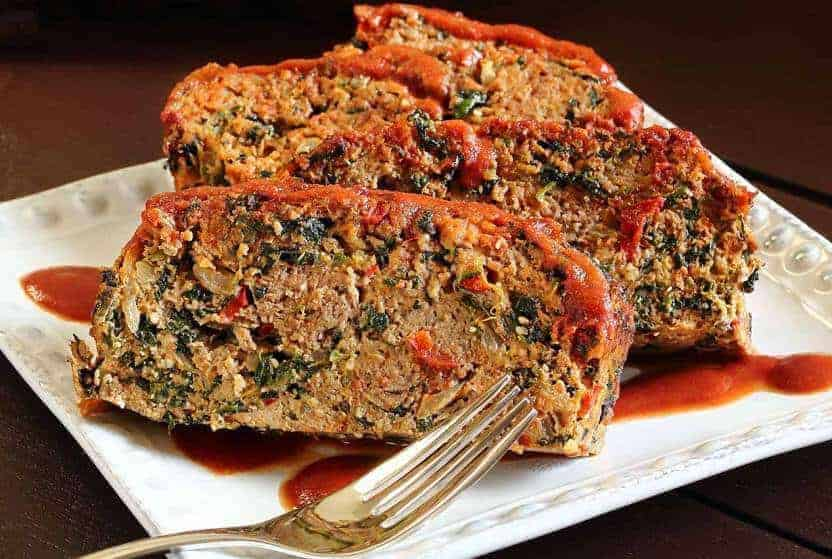 Zesty Paleo Meatloaf Recipe
