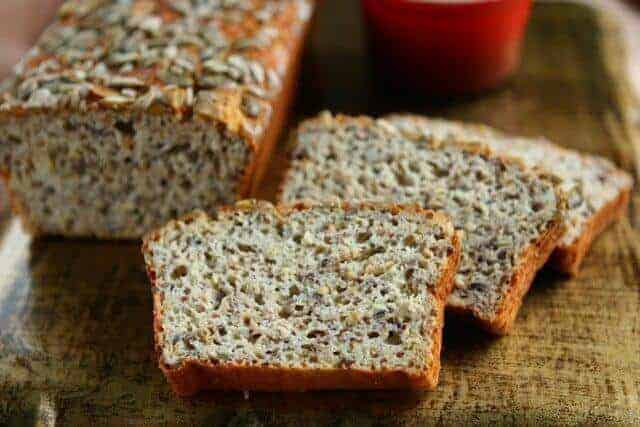 A Bread That Packs A Protein Punch