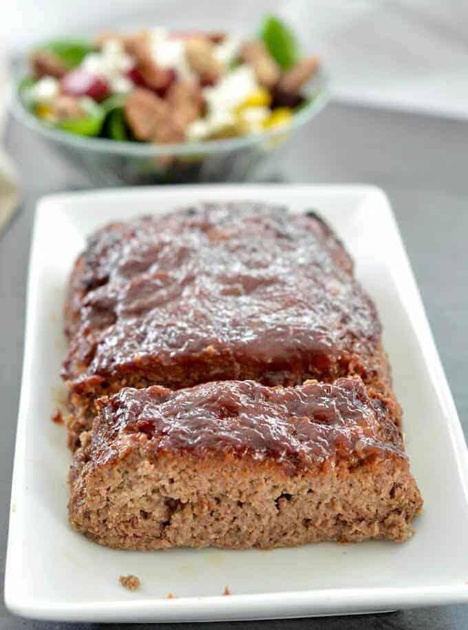 Gluten-Free Paleo Meatloaf