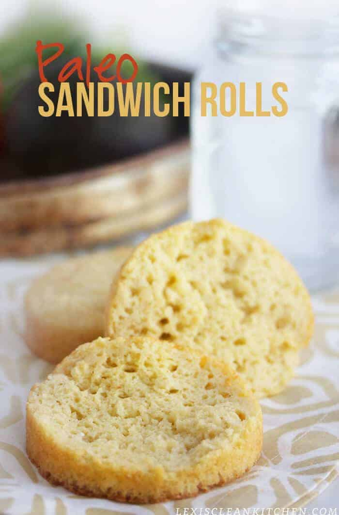 The Perfect Bread For Paleo Sandwiches