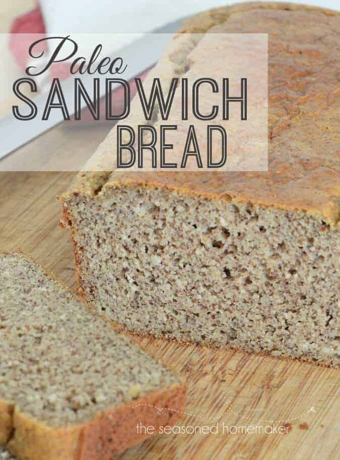 A Paleo Bread With An Almond Twist