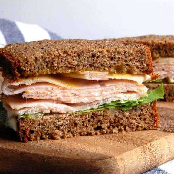 An Extremely Simple and Foolproof Paleo Bread