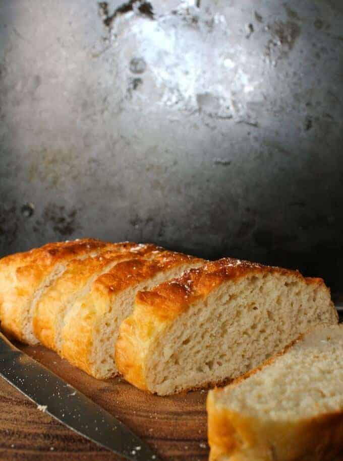 A Tasty and Crunchy Paleo French Bread