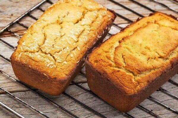 A Flaky, Crumbly and Utterly Delicious Coconut Flour Bread