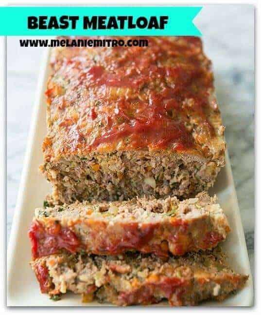 Beast Meatloaf Recipe