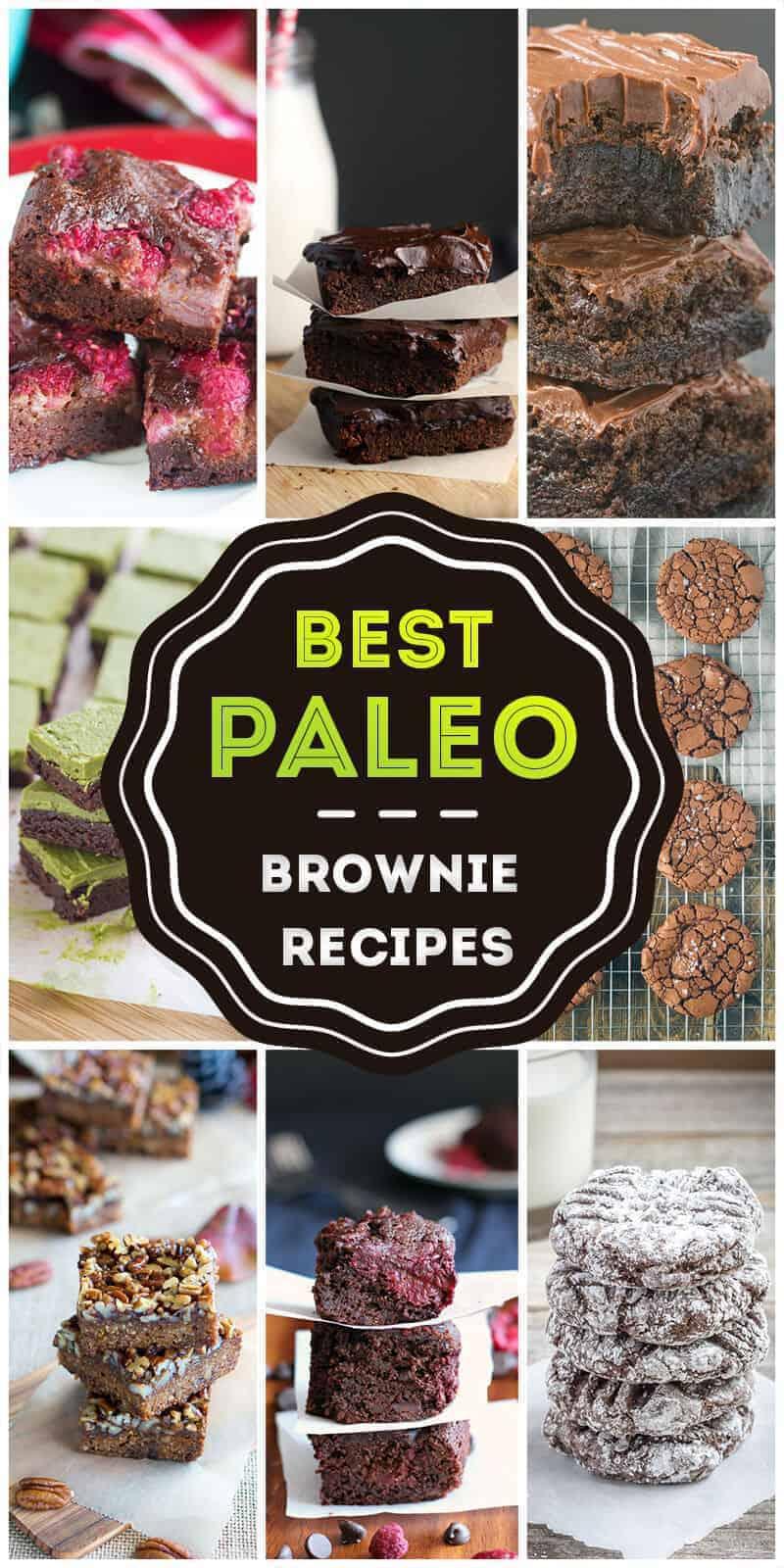 Best Paleo Brownies
