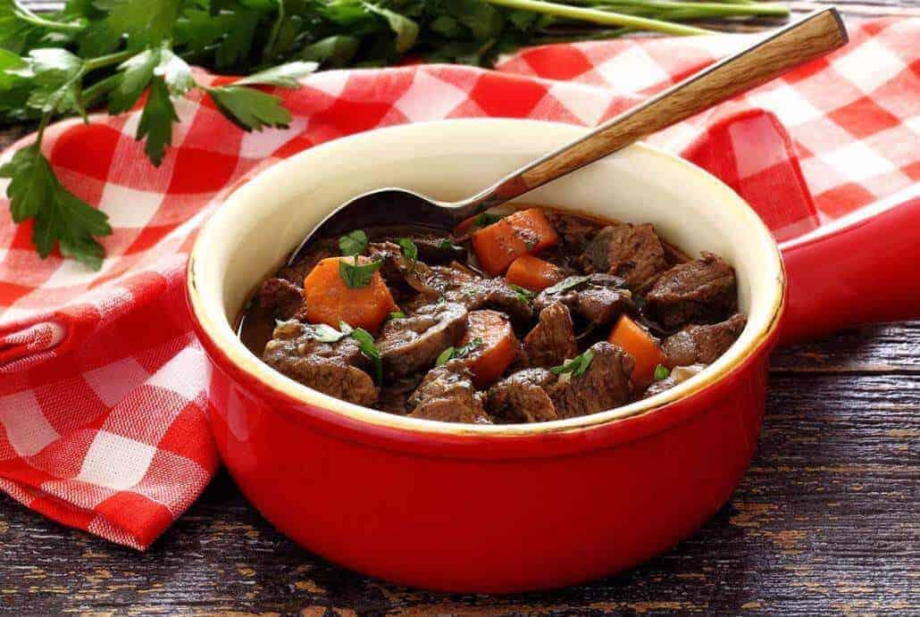 Paleo Slow Cooker Beef Stew<