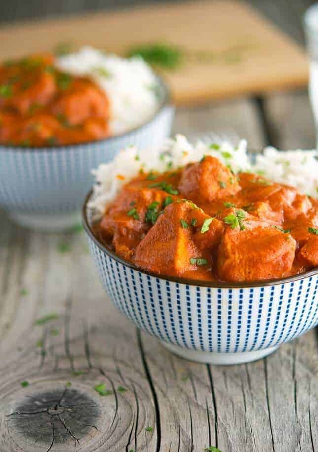 Paleo Easy Creamy Crock Pot Coconut Curry