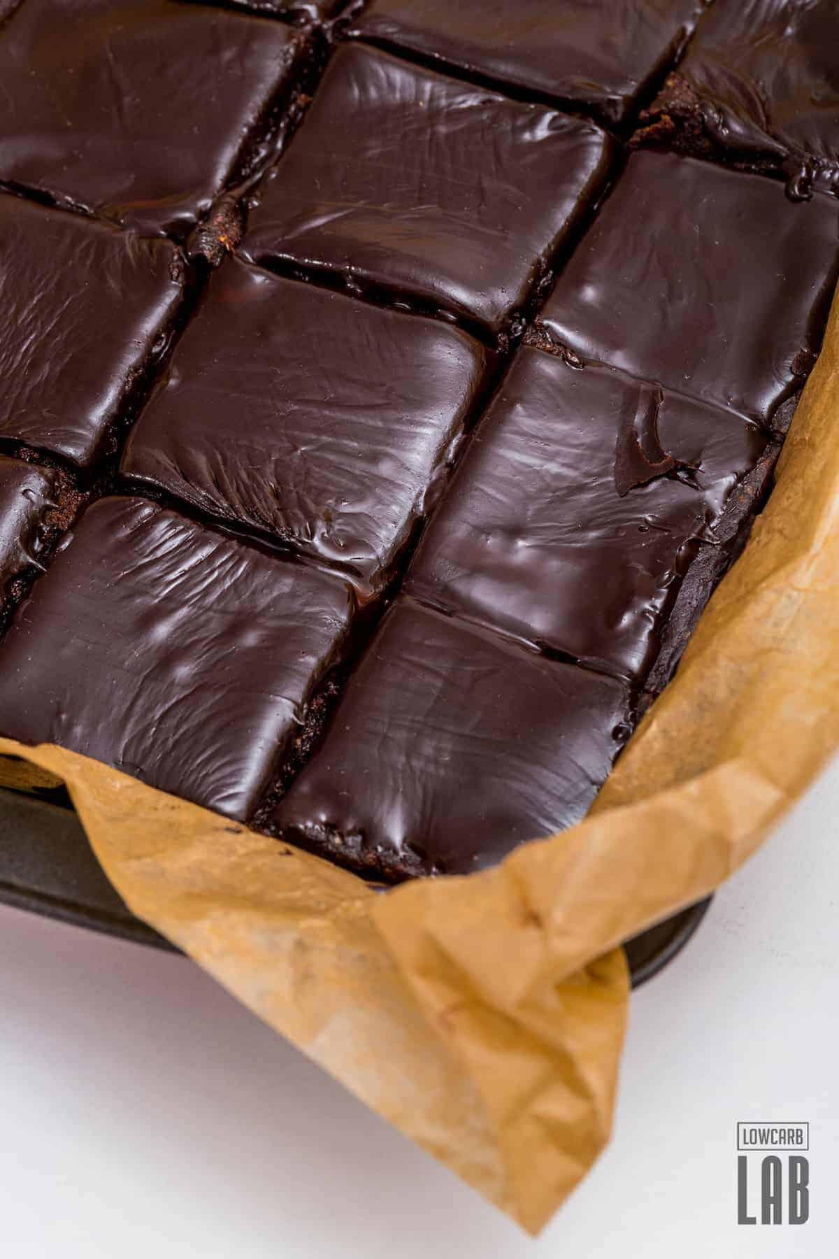 Paleo Unbaked Brownie