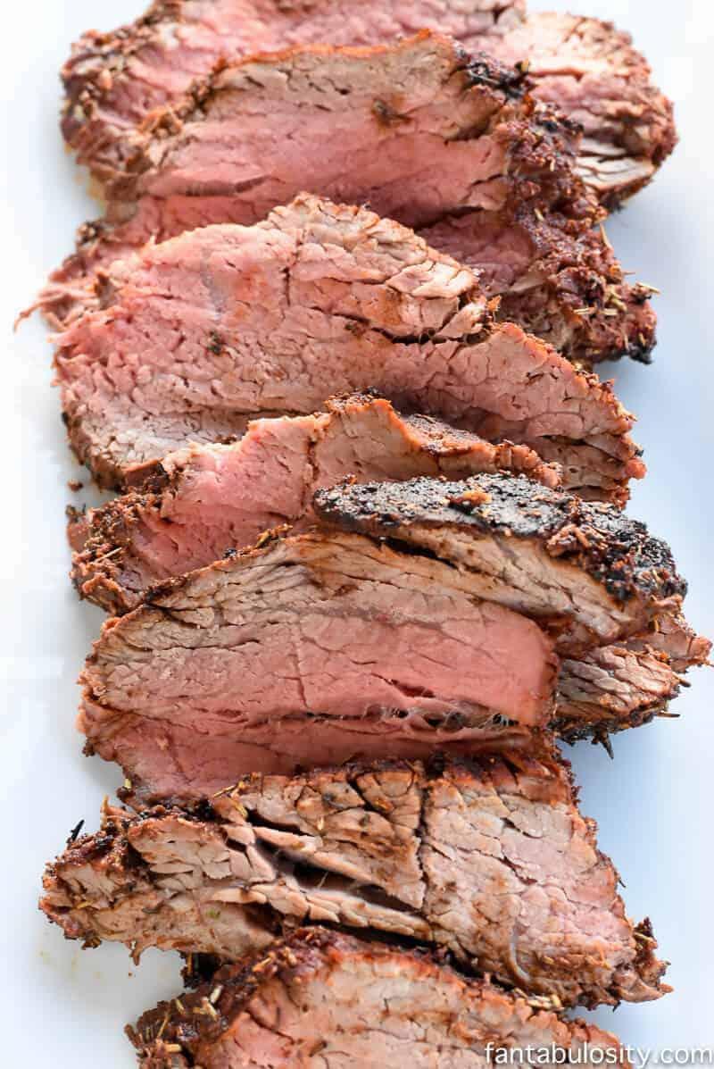 The Best Meat Rub & Beef Tenderloin