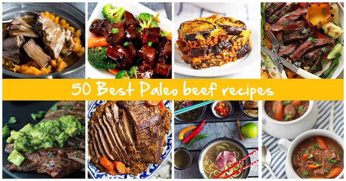 Paleo Beef Recipes