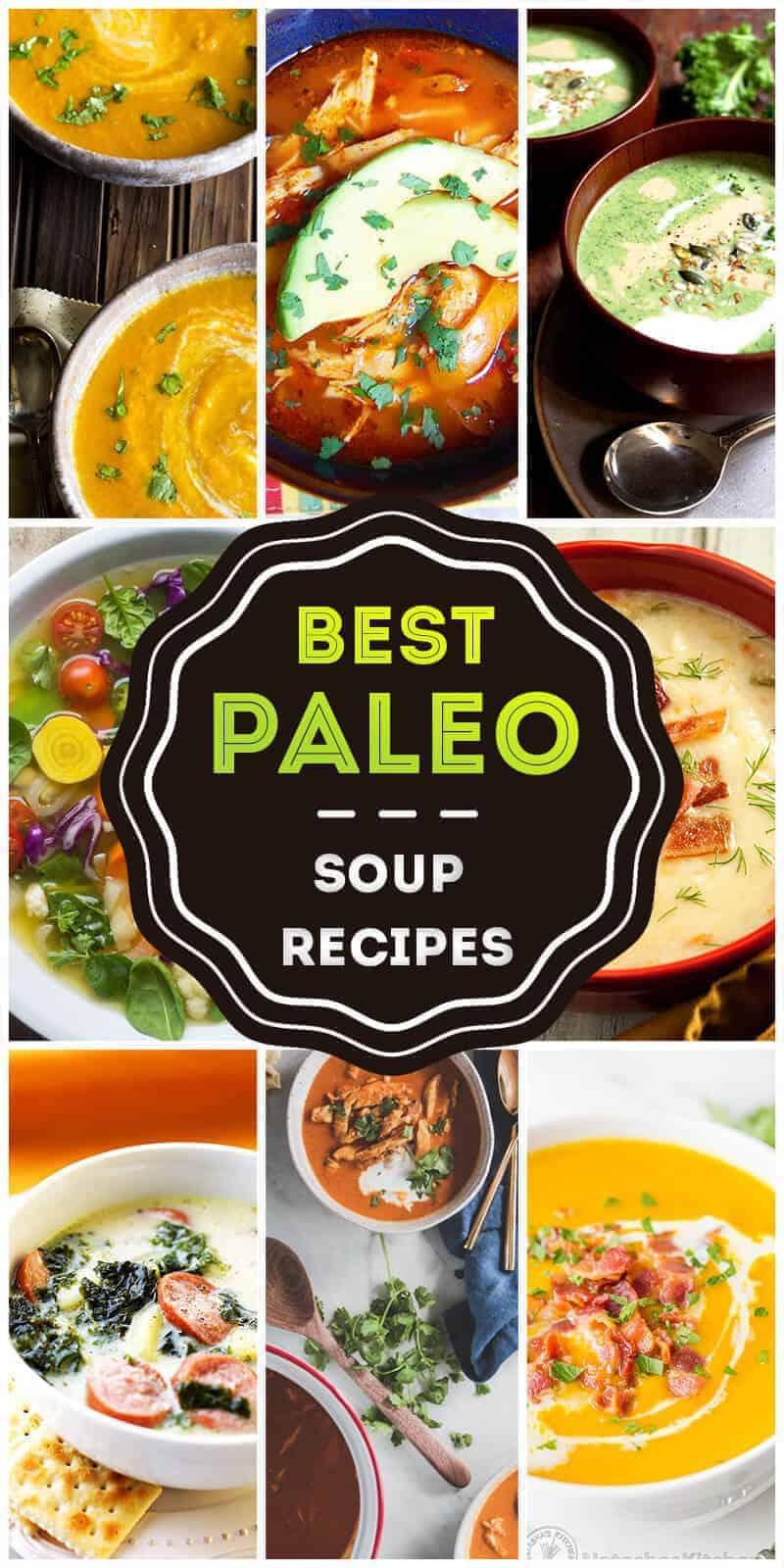 Best Paleo Soup Recipe Ideas