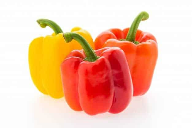 fresh bell peppers recipes