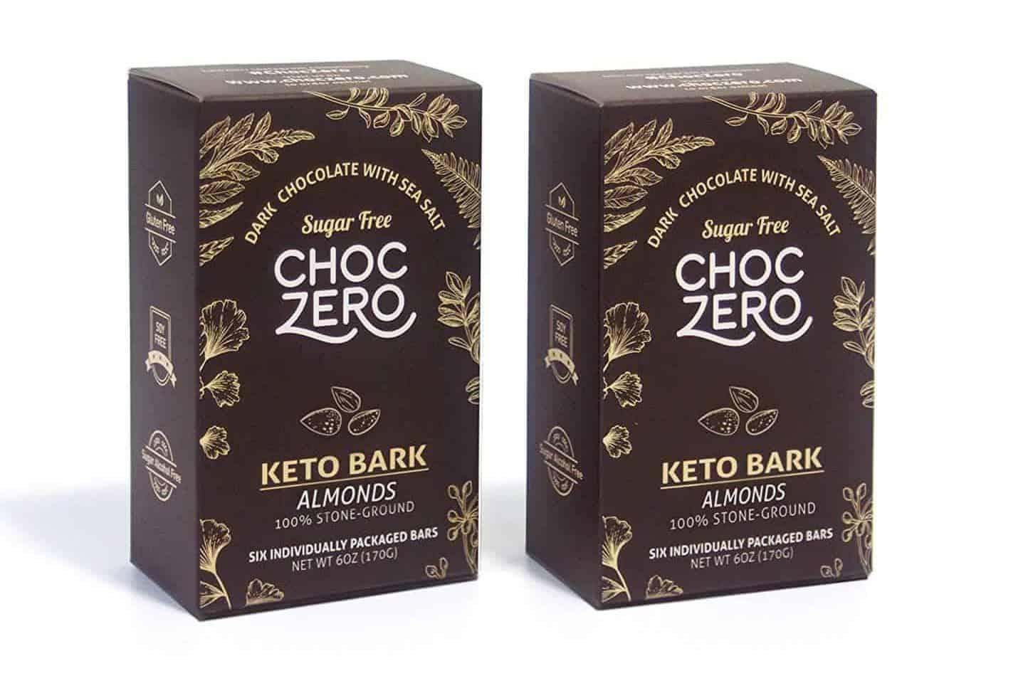 ChocZero Sugar-Free Chocolate